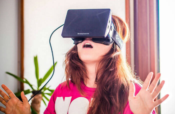 virtual reality is changing the future