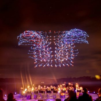 will drones replace 4th July fireworks